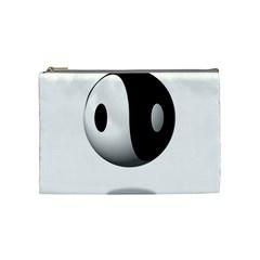 Yin Yang Cosmetic Bag (medium)