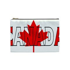 Canada Cosmetic Bag (medium)