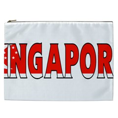 Singapore Cosmetic Bag (xxl)