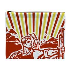 Octobe Revolution Cosmetic Bag (xl)