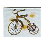 Tree Cycle Cosmetic Bag (XL) Front