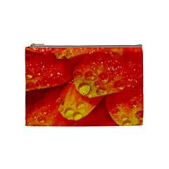 Waterdrops Cosmetic Bag (medium)