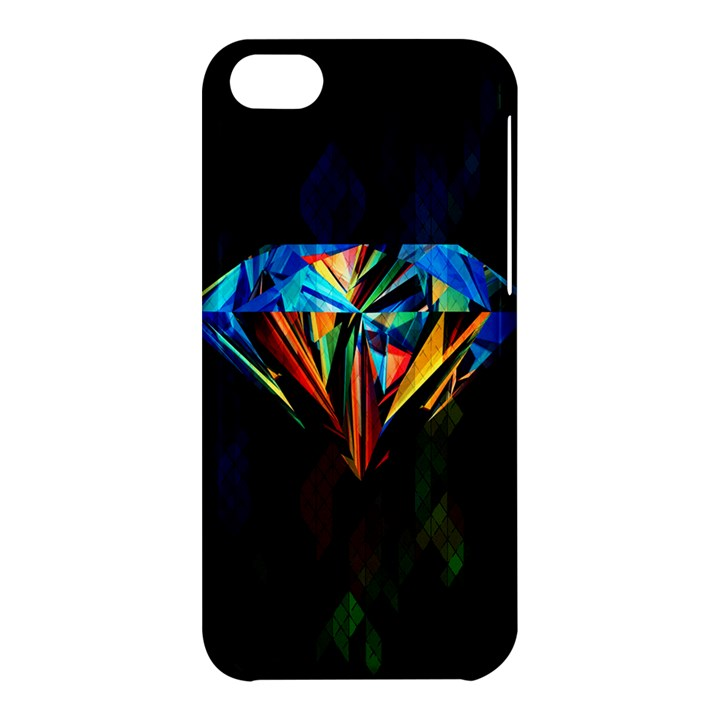 Diamonds are forever. Apple iPhone 5C Hardshell Case