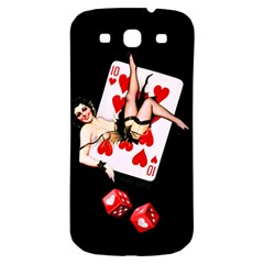Lady Luck Samsung Galaxy S3 S Iii Classic Hardshell Back Case