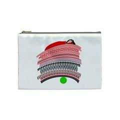 The Princess And The Pea Cosmetic Bag (medium)