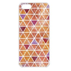 Geometrics Apple Iphone 5 Seamless Case (white)
