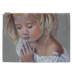 Prayinggirl Cosmetic Bag (xxl)