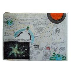 Neutrino Gravity, Cosmetic Bag (xxl)