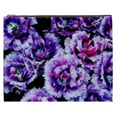 Purple Wildflowers Of Hope Cosmetic Bag (xxxl)