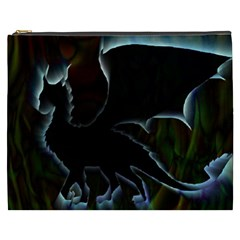 Dragon Aura Cosmetic Bag (xxxl)