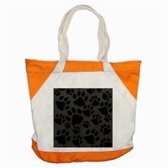 Black Cat Accent Tote Bag