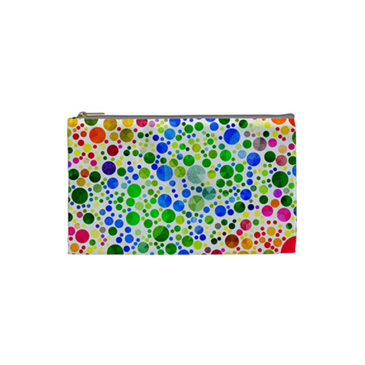 Neon Skiddles Cosmetic Bag (Small)