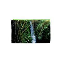 Bamboo Waterfall Cosmetic Bag (xs)