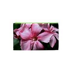 Pink Oleander Cosmetic Bag (xs)