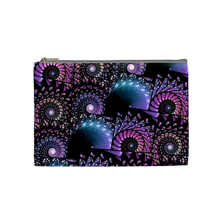 Stunning Sea Shells Cosmetic Bag (Medium)