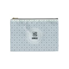 E For Elsa Cosmetic Bag (medium)