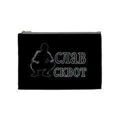 Slav Squat Cosmetic Bag (medium)